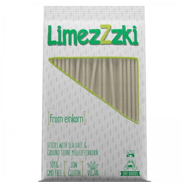 LimezZzki dinkel sticks low gluten