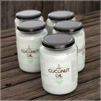 Oh!GOODS био кокосово масло нерафинирано