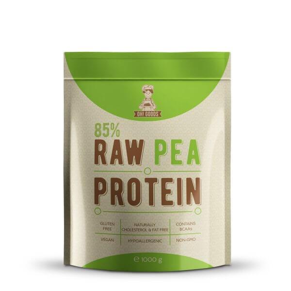 Веган грахов протеин 85% Oh! GOODS