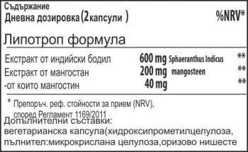 Етикет на български на Липотроп